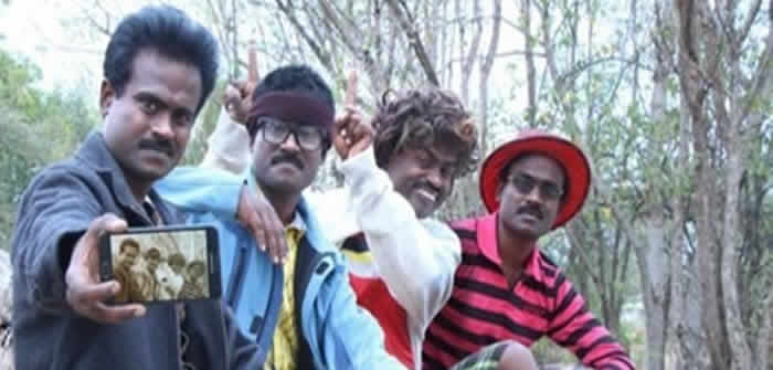 A full Tamil movie made all by just one man