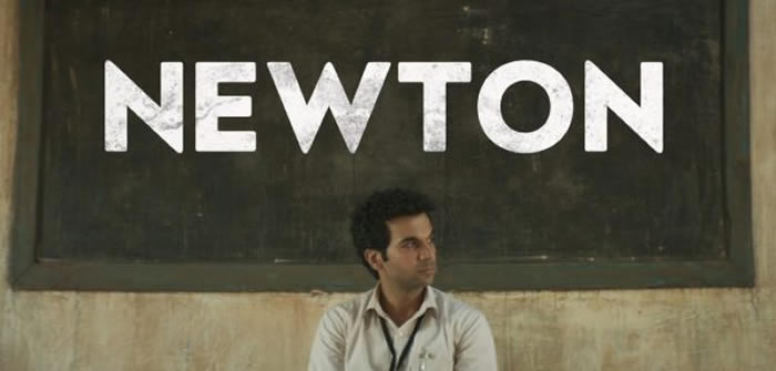 Newton, India's Best Foreign Language Oscar Seletion