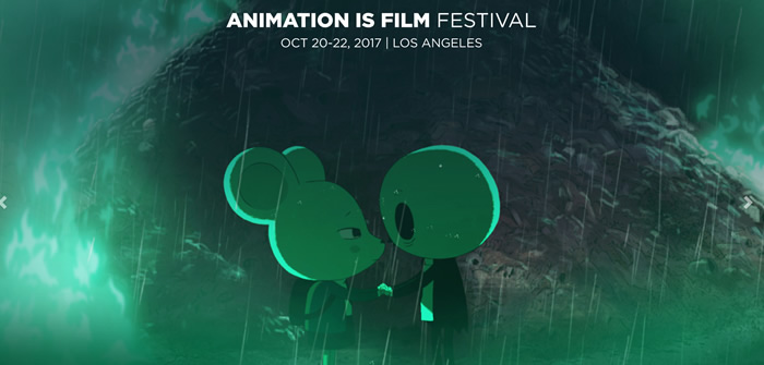Animation is Film Festival, October 20-22, Los Angeles