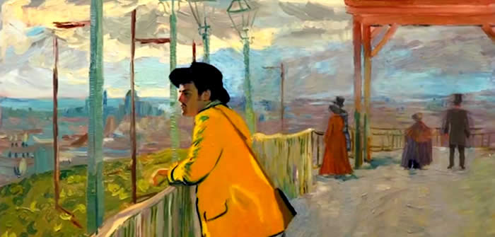 Loving Vincent Is This Century S Best Animated Film Cinema Without Borders