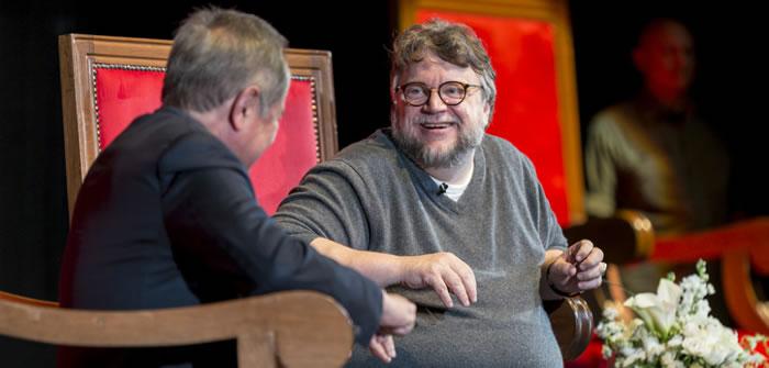 Guillermo del Toro Announces Scholarship at Guadalajara