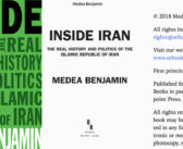 Medea Benjamin talks about her book, Inside Iran