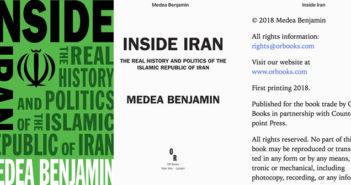 Medea Benjamin talks about her book, Inside Iran