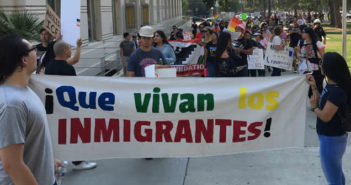 An interview with Carlos Amador, about California Immigrant Policy Center