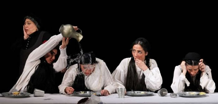 Spanish Playwright's Masterpiece on Stage in Tehran