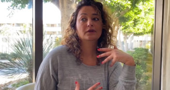 Farideh talks about Finding Farideh