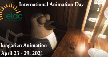 ELAC Online Hungarian Animation Day Festival is open to public
