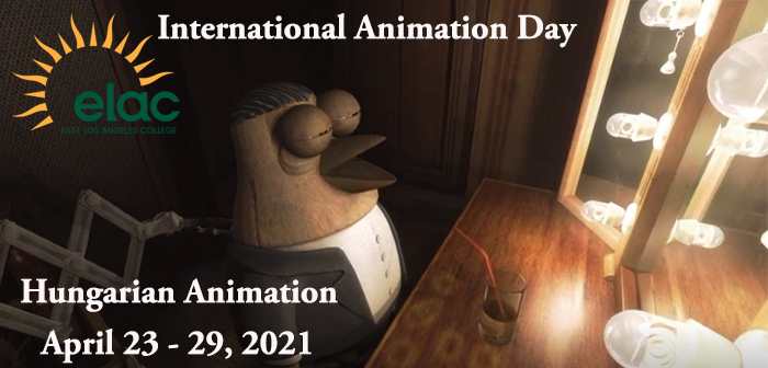ELAC Online Hungarian Animation Day Festival closed on April 29th