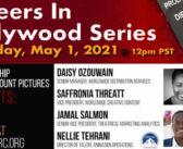 Career in Hollywood Webinar, May 1st